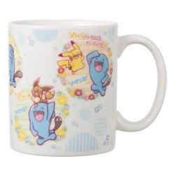 Mug Cup Everybody Wobbuffet japan plush