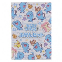 Post it Everybody Wobbuffet japan plush