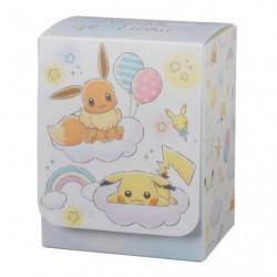 Pokemon Deck Box RB japan plush