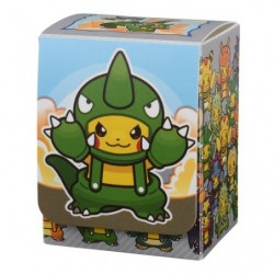 Pokemon Deck Box Pikachu Poncho Kaiju Mania japan plush