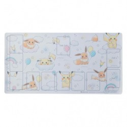 Pokemon Card Game Playmat RB japan plush