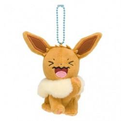 Mascot Plush Keychain Everybody Wobbuffet Eevee japan plush
