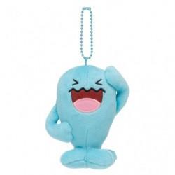 Mascot Plush Keychain Everybody Wobbuffet japan plush