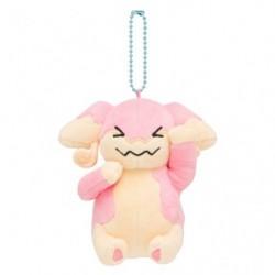 Mascot Plush Keychain Everybody Wobbuffet Audino japan plush