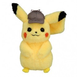 Plush Pikachu Detective japan plush