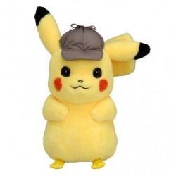 Plush Pikachu Detective Real Size japan plush