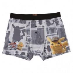Boxer Movie Pikachu Detective Mens Free japan plush