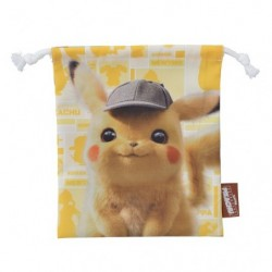 Pochette Film Pikachu Detective japan plush