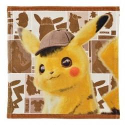 Hand Towel Movie Pikachu Detective japan plush