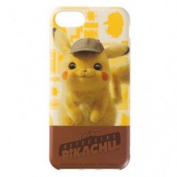 Smartphone Cover Movie Pikachu Detective japan plush