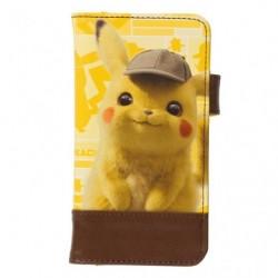 Smartphone Protection Film Pikachu Detective japan plush