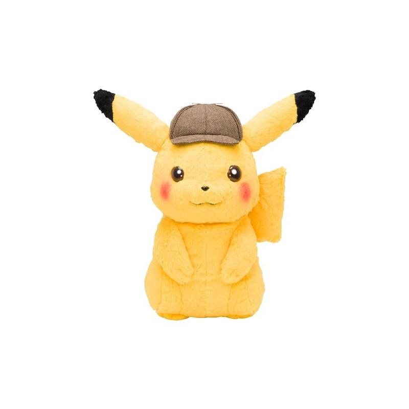 Plush Movie Pikachu Detective Real Size Meccha Japan