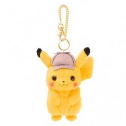Porte Cle Peluche Film Pikachu Detective japan plush
