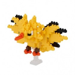 Nanoblock Zapdos japan plush