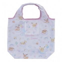 Eco Bag Pikachu Evoli RB japan plush