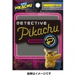 Sticker Neon Sign Pikachu Detective Movie japan plush