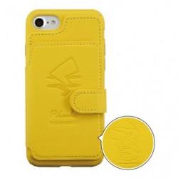 Smartphone Protection et Emplacement Carte Pikachu japan plush