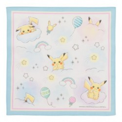 Serviette Dejeuner Pikachu RB japan plush