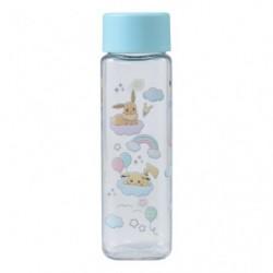Bouteille Transparente Pikachu Evoli RB japan plush