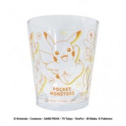 Tumbler Pikachu Jump japan plush