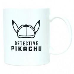Mug Cup Pikachu Detective japan plush