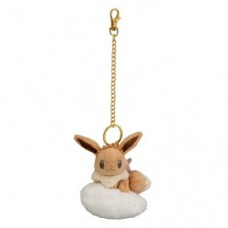 Keychain Plush Eevee RB japan plush