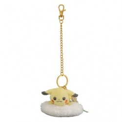 Keychain Plush Pikachu RB japan plush