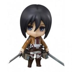 Nendoroid Mikasa Ackerman(Rerelease) Attack on Titan japan plush