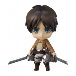 Nendoroid Eren Yeager(Rerelease) Attack on Titan japan plush