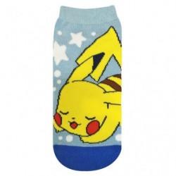 Chaussettes Pikachu Endormi japan plush