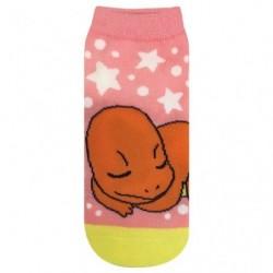 Chaussettes Salamèche Endormi japan plush