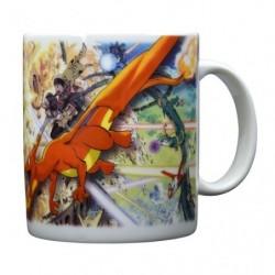 Mug Cup Pokémon EX Drawing Yusuke Murata japan plush