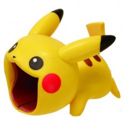 Big Cable Holder Pikachu japan plush