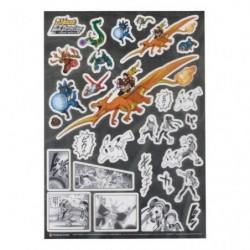 Sticker Pokémon EX Drawing Yusuke Murata japan plush