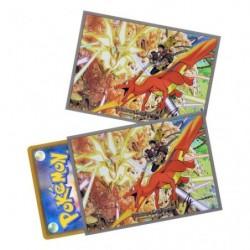 Pokemon Card Sleeves Yusuke Murata Ultra Necrozma japan plush