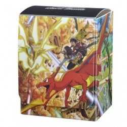 Pokemon Carte Deck Box Yusuke Murata Ultra Necrozma japan plush