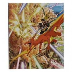 Pokemon Classeur Carte Collection Yusuke Murata Ultra Necrozma japan plush