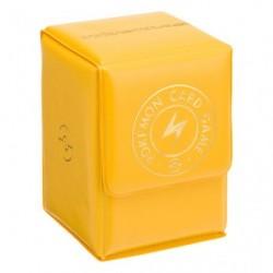 Pokemon Deck Box Type Electrique japan plush