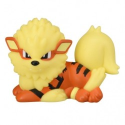 Finger Figure Arcanine Sleeping Ver. japan plush
