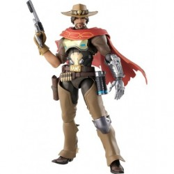 figma McCree Overwatch japan plush