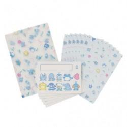 Letter Set Good Water japan plush