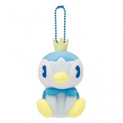 Keychain Plush Piplup Good Water japan plush
