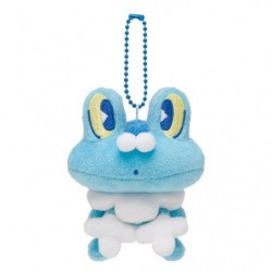Keychain Plush Froakie Good Water japan plush