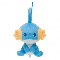 Keychain Plush Mudkip Good Water japan plush