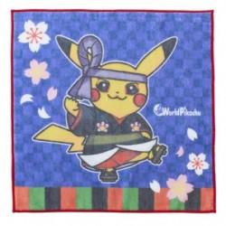 Hand Towel Japan Pikachu japan plush