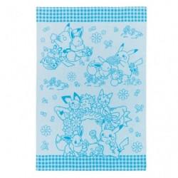 Blanket Mori Asobi japan plush