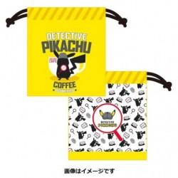 Mini Pochette Film Pikachu Detective japan plush