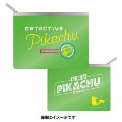 Neon Pochette Pikachu Film Pikachu Detective japan plush