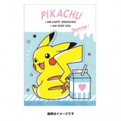 Memo Pikachu A japan plush