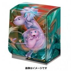 Pokemon Deck Box Miracle Twin japan plush